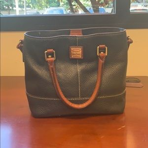 Rooney and Burke purse Navy